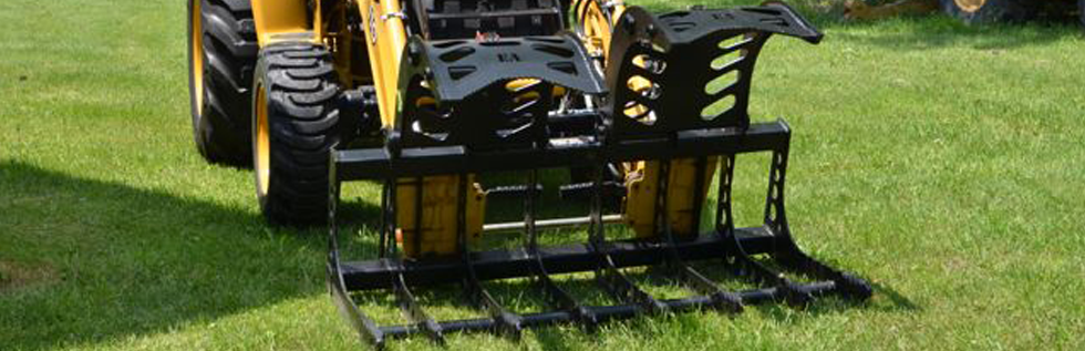 Grapple Bucket Attachments